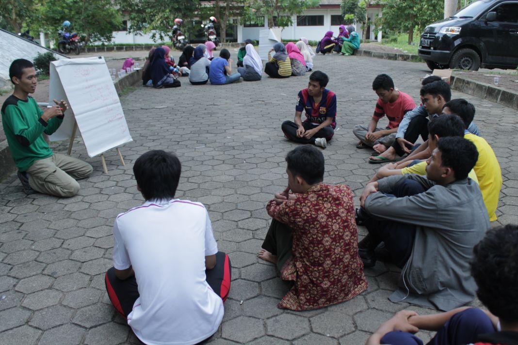 Jasa pelatihan dan outbound di Lampung